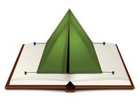 Library Camp Logo