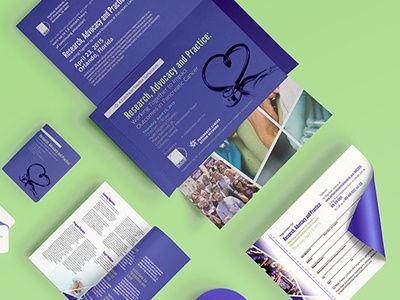 Pacreatic Cancer Symposium 2015 symposium conference cancer direct mail campaign charity branding nfp