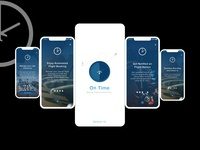 Onboarding Challenge - On Time Flights Application ( iOS )