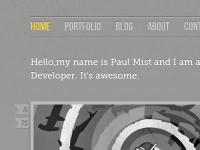 New Site I html webfonts