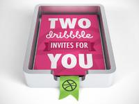 Invitation render