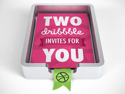 Invitation shot