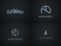 Northeme logo progress