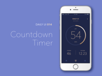#014-Countdown Timer