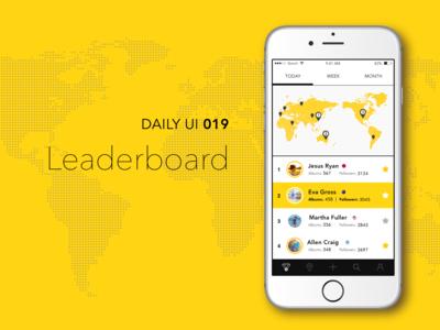 #019- Leaderboard