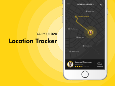 #020-Location Tracker
