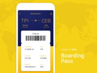 #024-Boarding Pass