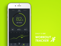 #041-Workout Tracker