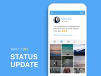 #081-Status Update