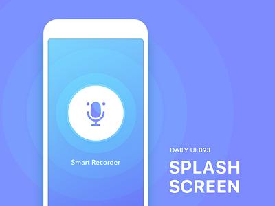 #093-Splash Screen color dailui ui100 dailyui daily daily challange daily 100 daily 100 challenge ui 100 ui100days splash screen 93 093 day93