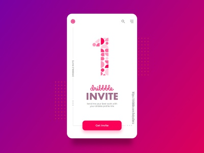 Dribbble Invite invitation invites dribble dribbble invite
