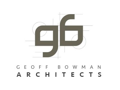 GBA Logo Concept branding logo identity design