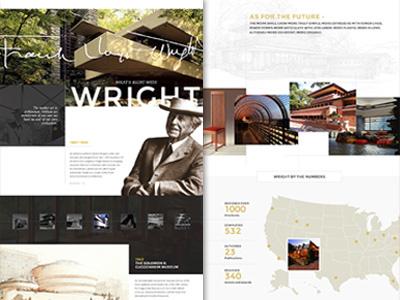 Inspiration Series #2 design web architecture layout website web design mock-up photoshop