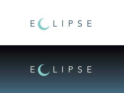 Eclipse Logo space branding brand identity design icon logo