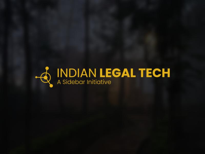 Indian Legal Tech Logo design