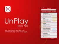 UnPlay  Music App