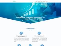Website design and development utech-ict.com