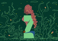 36 days of typography challenge letter 'Z'