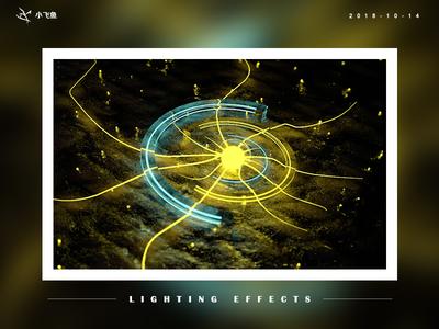 C4DLighting Effects 800x600
