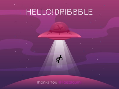 Hello Dribbble! Bring Me Into Dribbbel Space ?