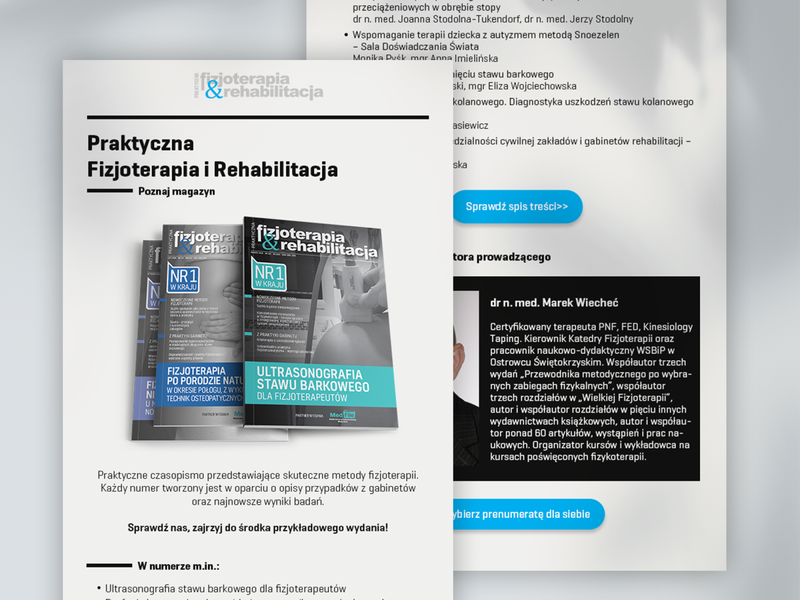 Email design uidesign email design press email magazine ui poland design