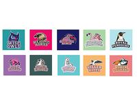 Logo design | Women cricket team