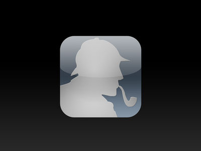 The Game is Afoot sherlock icon ios findings