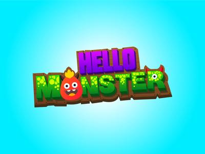 Logo - Hello Monster