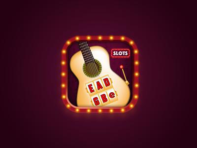 icon - Slots Guitar Tuner