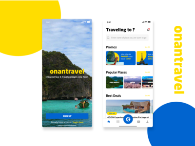onantravel - cheapest tour & travel package only here!