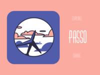 Passo - Travelling app