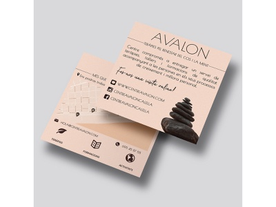 Flyer | CENTRE AVALON social media content brand identity photography freelance creative digital graphic design ilustrator procrate photoshop content design content marketing graphic design social media digital design communication art director