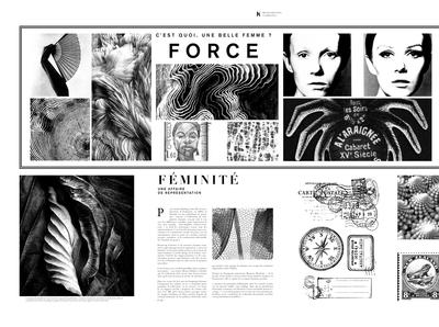 Branding identity for alternative fashion movement