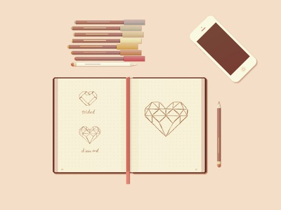 My Setting : : Feat. From The Heart Sketches