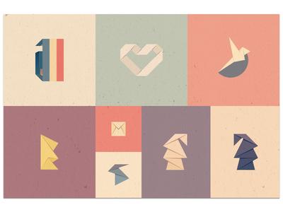 Origami/Kirigami Marks 2013