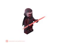 Lego Kylo Ren