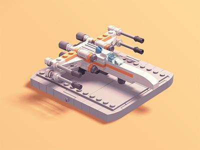 X-Wing Display WIP