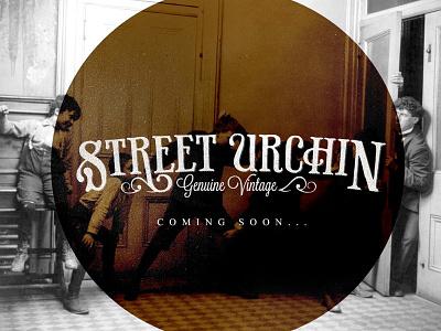 Street Urchin Vintage branding phaeton vintage clothing