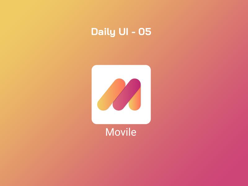 Dayli UI 05 dailyui005 design app ui dailyui