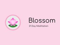 Blossom: 21 Day Meditation App