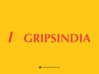 Gripsindia Identity Design