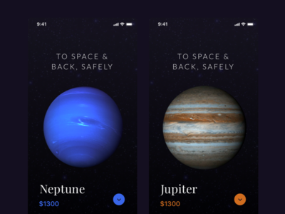 SPACEDchallenge ios universe spaced app