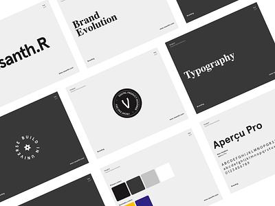 Personal Branding - 2019 branding concept design branding agency ui  ux design ui personal branding