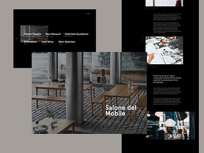 Tromso - HTML Template uikit barba gsap template html ui design ui ux design