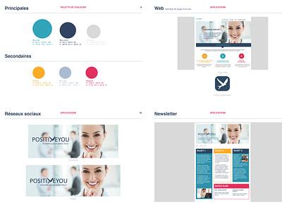 Guidelines ui webdesign type logo icon flat print design typography branding