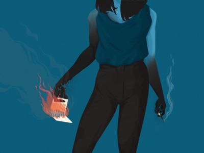 Ash (after)
