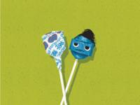Candy Self Portrait (Dom-Dom)