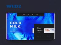 Self UI Challenge — 2. Cold milk