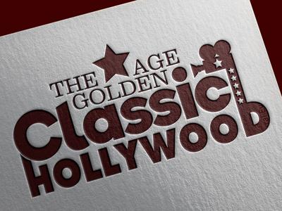 Logo Design - Classic Hollywood