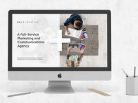 Pace Creative Website